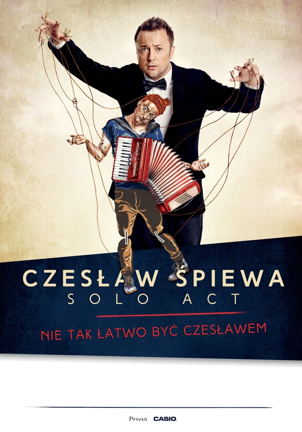 Plakat SoloAct nowy maly